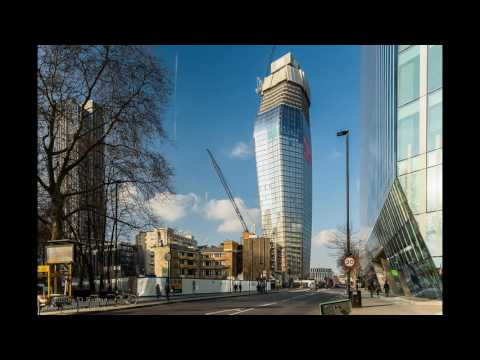 UPDATE! One Blackfriars | South Bank | 163m | 52 fl | March 2017