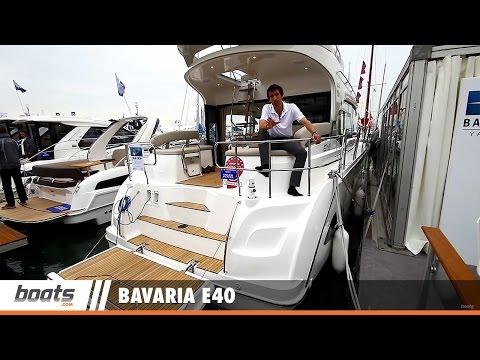 Bavaria E40: First Look Video