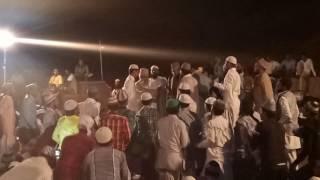 Hoozur Mufti-e-RajasthanAsfaq Hussian Sab ke Sahbjade Hazrat Moin Sab Sharif Bhai ko Duwao se Nawaja