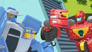 Тоботы новые серии - 11 Серия 3 Сезон - мультики про роботов трансформеров [HD]