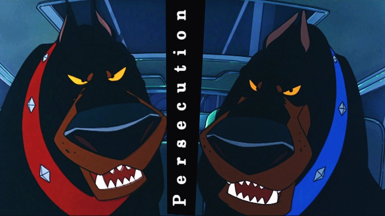 Oliver and Company - Persecution Scene (HD) - YouTube