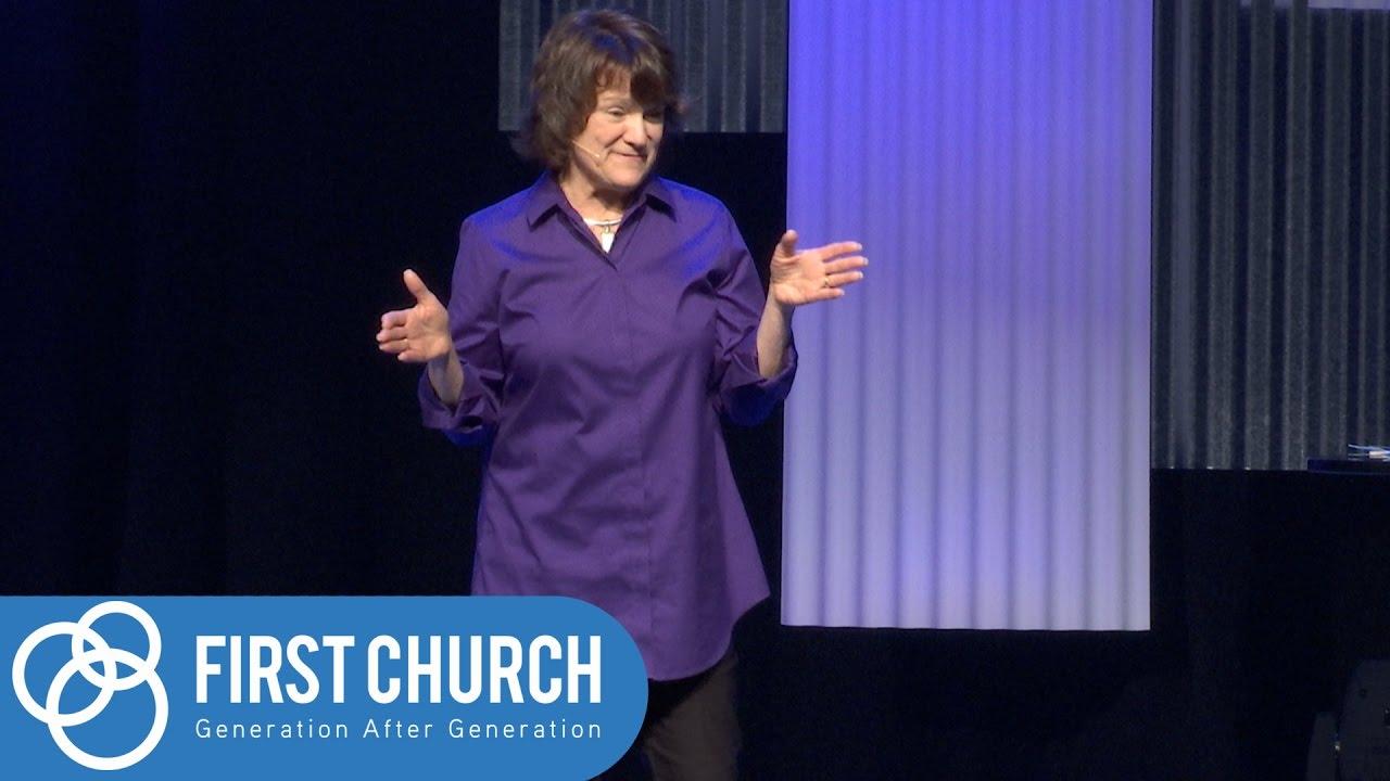 Powerful Mothers Day Sermon by Anita Keagy - First Church