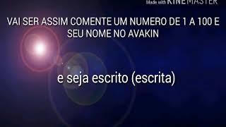 SORTEIO DE CONTA NO AVAKIN LIFE (FEMININA)