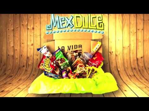Unboxing Mexdulcecom The Official Mexican Candy Subscription Box March Edition
