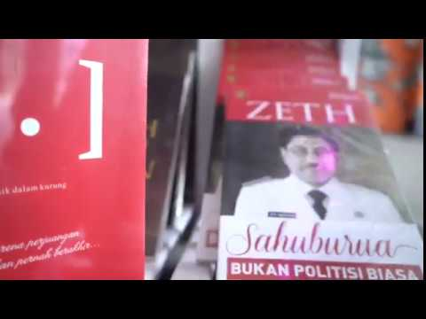 Bedah Buku 'Titik Dalam Kurung' karya Agus Dwi Prasetyo @Terowongan Kendal, Jakarta 6 Maret 2020