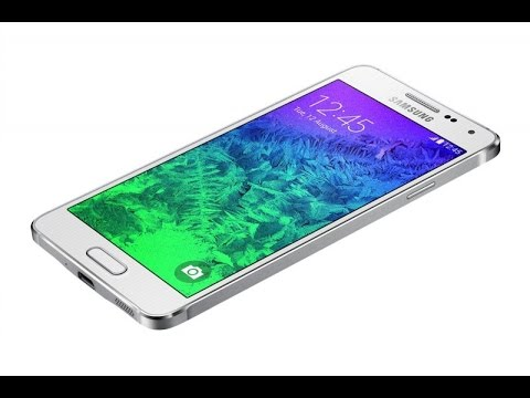 NEW Samsung GALAXY ALPHA Wallpapers DOWNLOAD iPhone 6 RIVAL