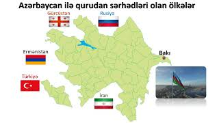 Coğrafiya 6-cı sinif 1. Azərbaycan - mənim vətənimdir