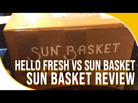 Sun Basket Vs. Marley Spoon