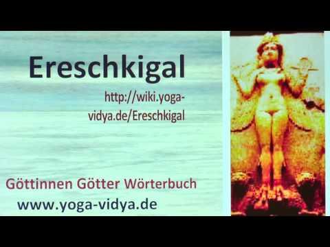 Ereschkigal - Eine Sumerische Göttin