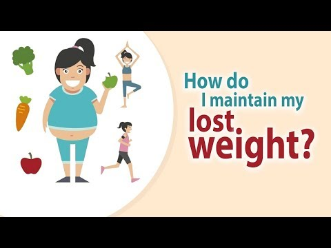 How Do I Maintain My Lost Weight? Maintaining Weight After Weight Loss | Dr Borude