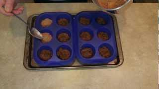 Shoo-fly Muffins (low Salt And Vegetarian Or Vegan)