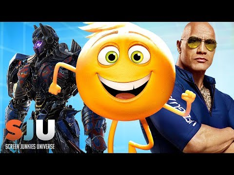 The Razzies Nominations: The Worst of 2017! - SJU
