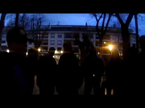 ALFON vs CNZ Octavos- 3ª CLASIFICAToria - STREET FIGHTERS