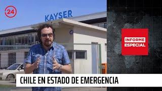 Informe Especial   Chile en Estado de Emergencia