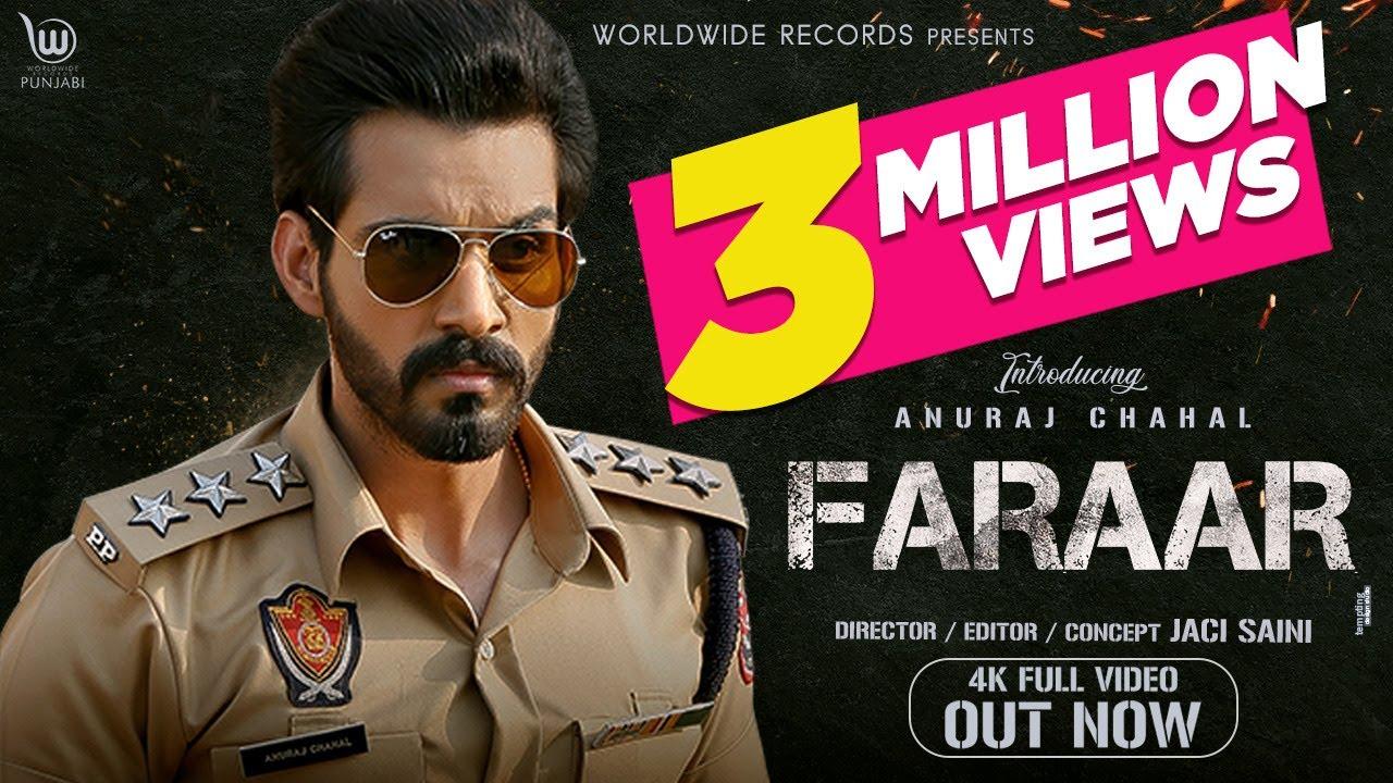 Download Faraar (Official Video) |  Anuraj Chahal | Preet Hundal | Latest Punjabi Songs 2020