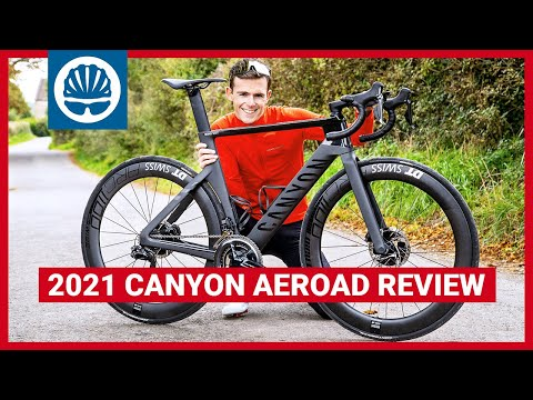 2021 Canyon Aeroad CFR Review | Lighter, More Aero & Disc-Only Race Bike
