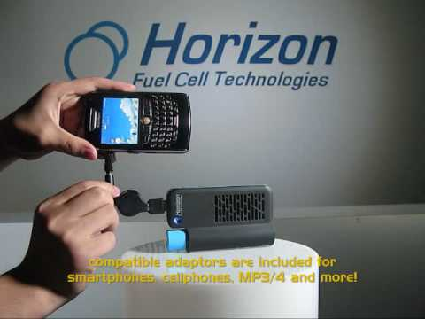Product Review: Hydrogen Fuel Cell Power