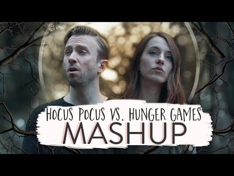 Come Little Children/The Hanging Tree MASHUP (Bailey Pelkman & Peter Hollens)