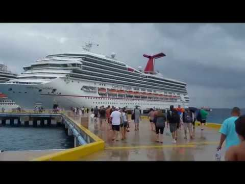 Carnival Magic Cruise - Day 3: Cozumel, Mexico