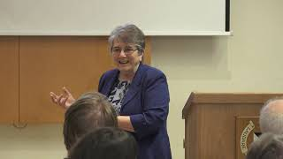 Sr Imelda Poole Lecture - The Fight against Human Trafficking