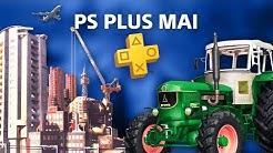 PS Plus im Mai 2020: Bauen und Bauern