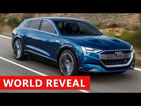 2018 Audi Q8 Exterior & Interior - First Look