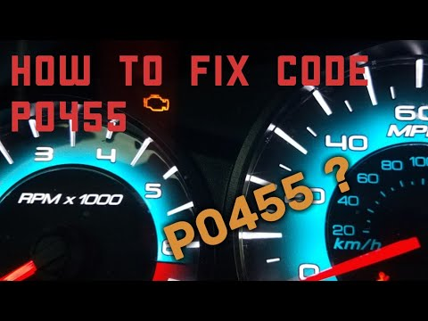 p061b ford mustang code