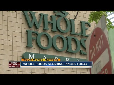 How much Whole Foods could drop their prices