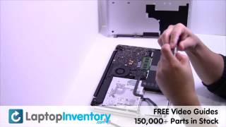 Apple MacBook Pro A1278 Hard Drive Replacement Repair SATA Guide Install Laptop