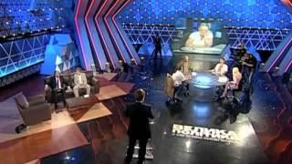 Ирина Фарион против Михаила Погребинского(, 2012-06-14T17:21:48.000Z)