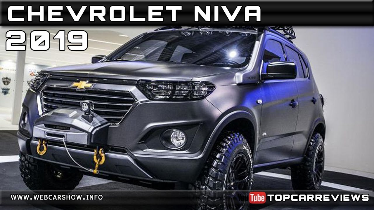 2019 Chevrolet Niva Review Rendered Price Specs Release Date Youtube
