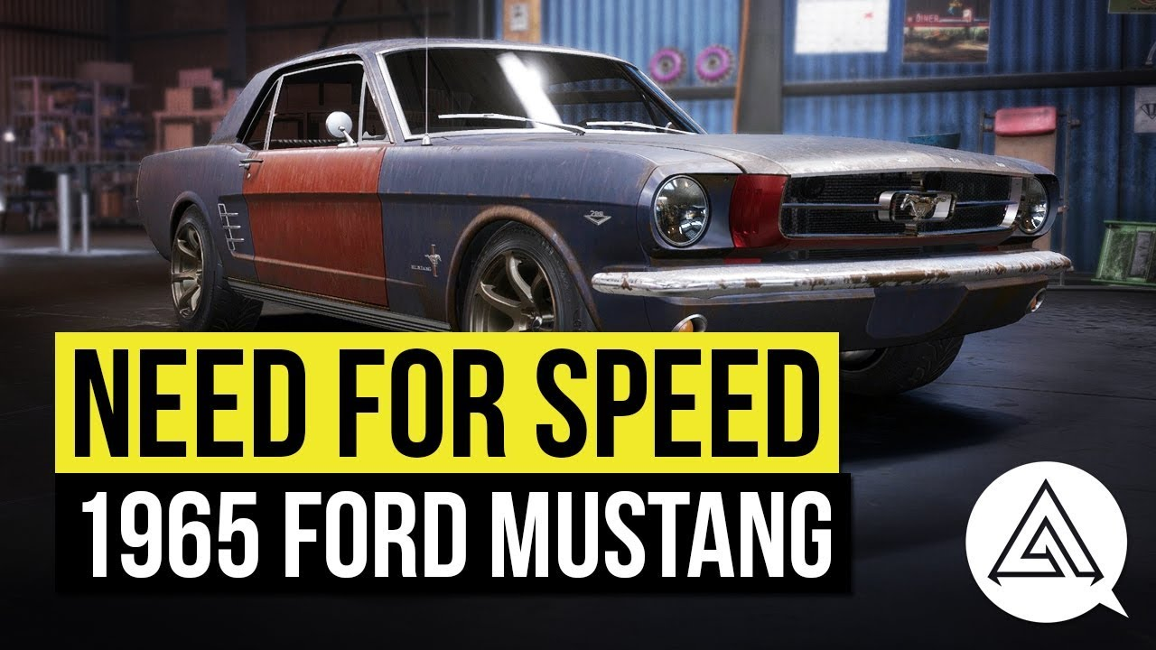 Need For Speed Payback How To Get The Best Cars Ford Mustang