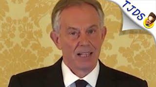 War Criminal Tony Blair Warns That The UN & Islam Are Dangerous