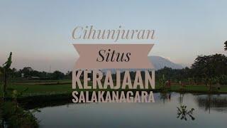 Mata Air Cihunjuran Situs Kerajaan Salakanagara, Prabu Angling Dharma - Ruby Explore Pandeglang