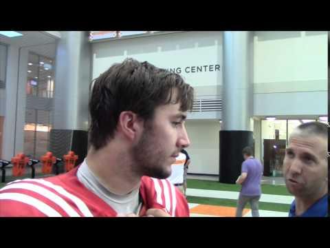 #VolReport: Justin Worley Media Session (9/23/14)