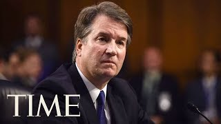 Senators Remark On Allegations Against Trump's Supreme Court Nominee Brett Kavanaugh | TIME