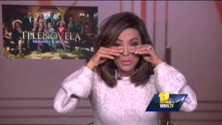 Eva Longoria can't stop laughing