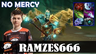 Ramzes666 - Phantom Lancer MID | NO MERCY | Dota 2 Pro MMR  Gameplay