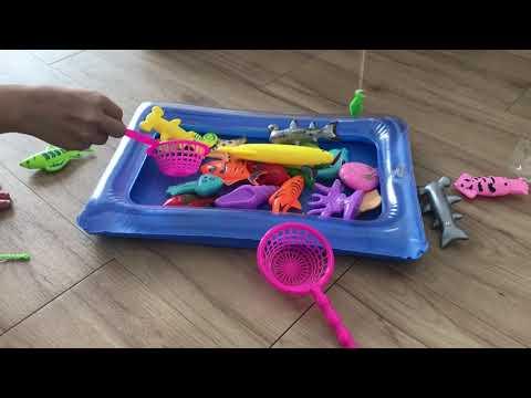 KIDS Magnetic Fishing Toys