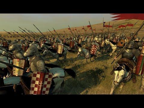 """""""Hungarian knights"""" Total War: Attila - Medieval Kingdoms: 1212 AD"""