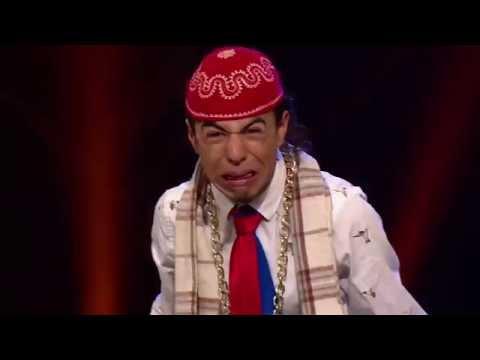 Kevin Contreras Parodiando... Peregrinacion