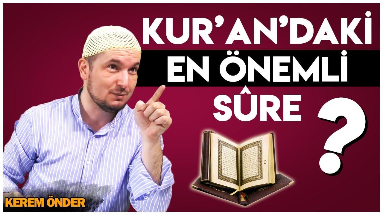 NAMAZ KILANLARIN ÇOĞU BUNU YAPIYOR! / KEREM ÖNDER