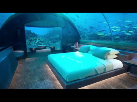 Kenny Young - See The World's First Underwater Hotel