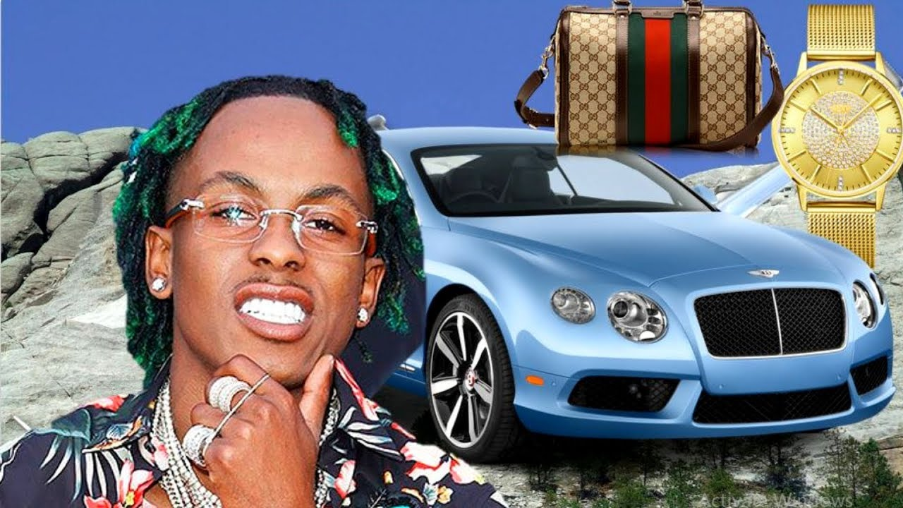 9 Expensive Things Owned By Rich The Kid Youtube