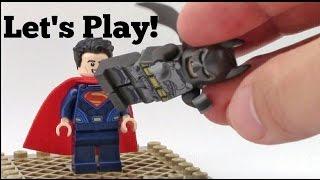 LEGO Batman VS Superman - Let