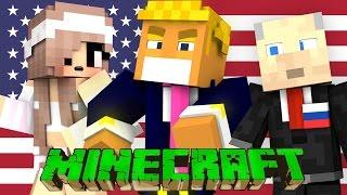 If Donald Trump Played Minecraft