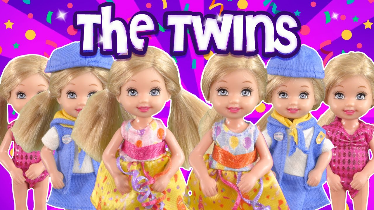 Barbie - The Best of the Twins | Ep.289