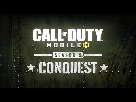 Call of Duty®: Mobile - Official Season 9 Conquest Trailer