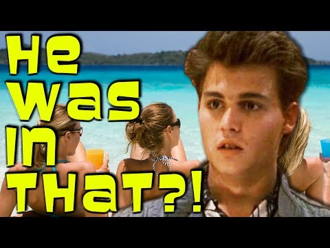 5 Johnny Depp Movies You Didn't See!