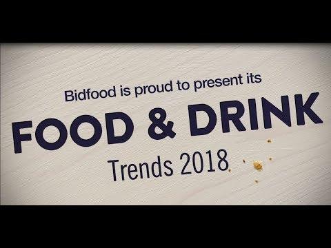 Trends 2018 | Bidfood
